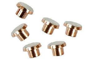 Silver Copper Bi Metal Rivets