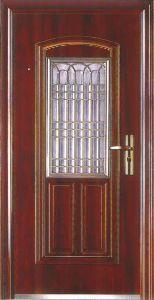 Cross Section Bsecure Door