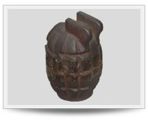 Hand Grenade without Ammunition