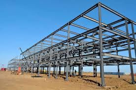 Oil Refinery Steel Structure