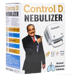 White Nebulizer