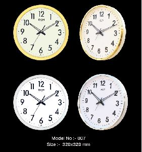 Office Wall Clock