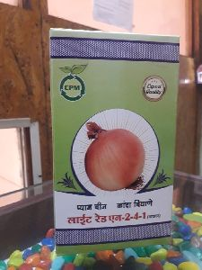 Bhima Light Red Onion Seeds