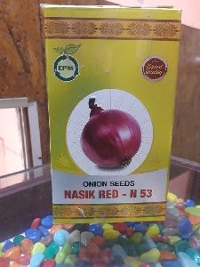 N-53 Nashik Red Onion Seeds