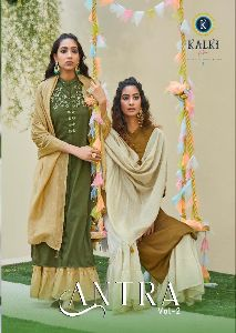 Kalki Antra Vol 2 Embroidered Readymade Suit