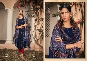 MAISHA LAUNCHED ALAYAH PURE RAYON WITH EMBROIDERY WORK SALWAR SUITS WHOLESALE DEALER SURAT