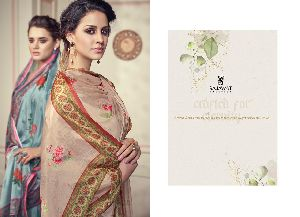 SAJAWAT CREATION PRESENTS ROYAL TOUCH VOL 1 PURE VISCOSE WITH EMBROIDERY WORK READYMADE DRESS WHOLES