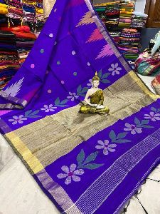 Fancy Silk Cotton Saree