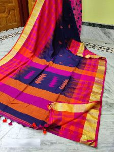 Pure Khadi Cotton saree