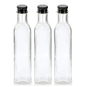 500ml Glass Oil Bottle