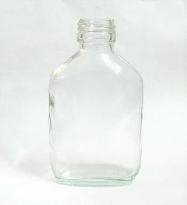 90ml Liquor Glass Bottle