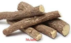 Dried Mulethi Roots