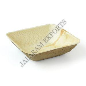 Square Palm Leaf Bowls