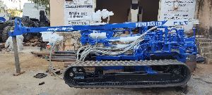 30meters depth crawler mounted water well drilling rig