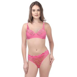 Ladies Fancy Bra Panty Set