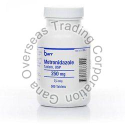 Metronidazole  250 mgTablets