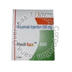 Reditux 500 rituximab  Injection