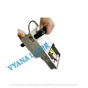 Handheld Metal Marking Machine