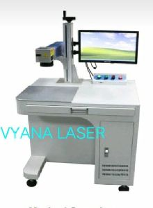 Kitchenware Laser Marking Machine