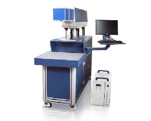 Metal & Plastic Marking Machine