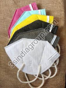 5 Layer N95 Colourful Face Mask