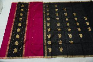 Handloom Chanderi Dress Material