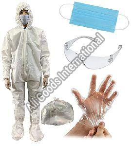 Personal Protection Equipment Kit