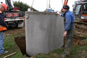 Storage Tank Installation Services