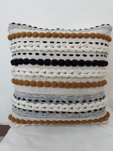 Cotton Tufted Cushion