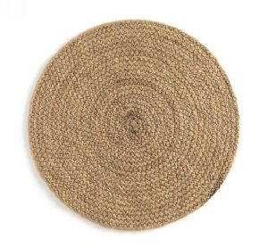 Jute Placement Mat