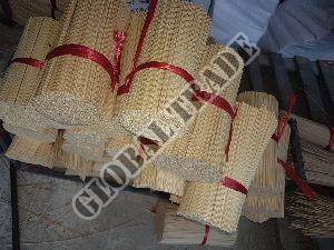 9 Inch Raw Bamboo Sticks