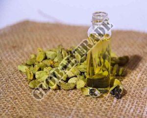 Green Cardamom Oil