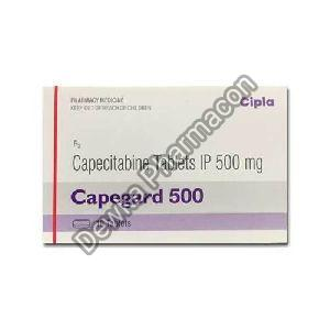 500mg Capegard Tablets
