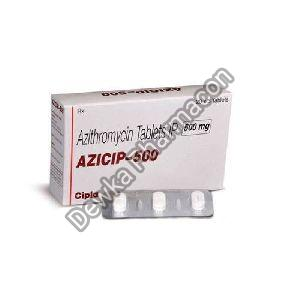 Zithromax  Azithromycin Tablets