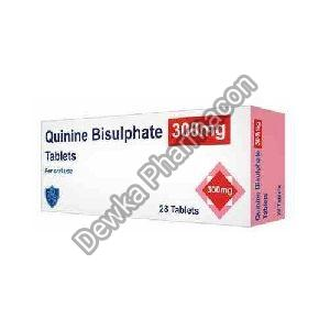 Quinine Bisulphate Tablets