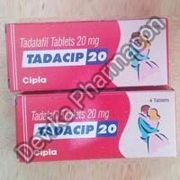 Tadalafil 20mg Tablets