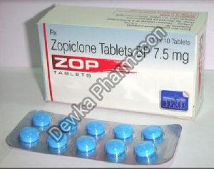 Zop 7.5mg Tablets
