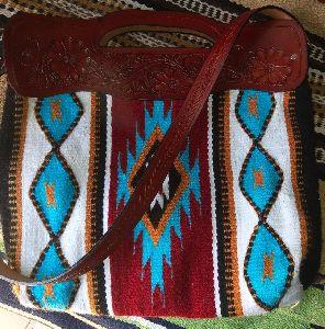 Saddle Blanket Bag