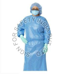 Disposable Isolation Gown Level 1
