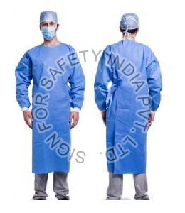 Disposable Isolation Gown Level 3