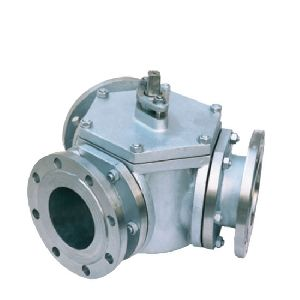 120 Degree Three Way Ball Valve