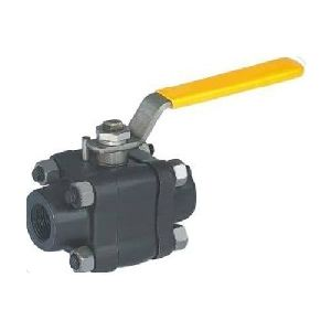 A105 Forged Carbon Steel Ball Valve