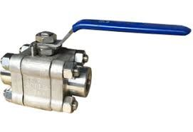 A182 F22 Alloy Steel Ball Valve