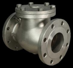 A216 WCB Cast Carbon Steel Swing Check Valve