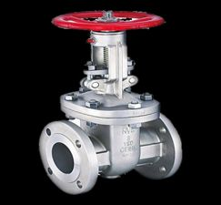 A217 WC9 Cast Alloy Steel Gate Valve