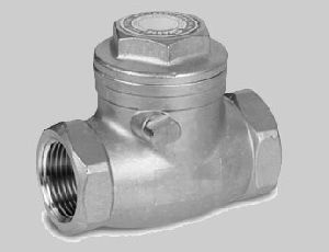 A217 WC9 Cast Alloy Steel Swing Check Valve