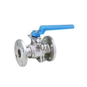 A351 CF8M Cast Stainless Steel Ball Valve