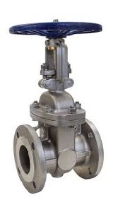 A351 CF8M Cast Stainless Steel Gate Valve