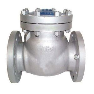A351 CN7M Alloy 20 Swing Check Valve