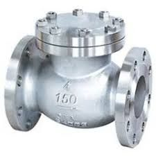 Duplex Stainless Steel Swing Check Valve